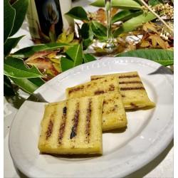 polenta alla piastra