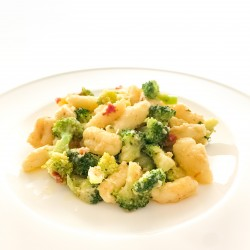 Cavatelli, broccoli, pesto...